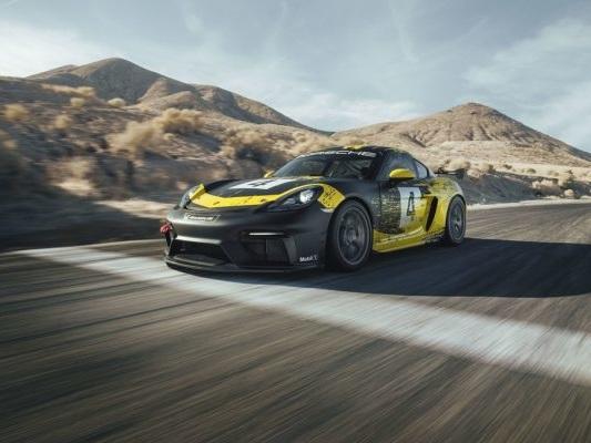 Porsche 718 Cayman GT4 Clubsport: Sechszylinder-Boxer für Hobby-Piloten