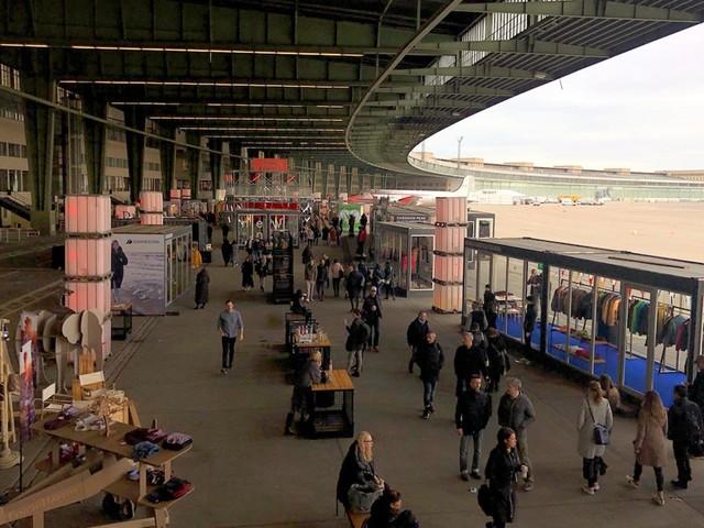 Berliner Modemessen: Standortdiskussion um Tempelhof ist neu entbrannt