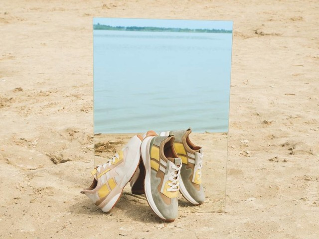 Lloyd Shoes präsentiert Kapselkollektionen aus Meereskunststoff