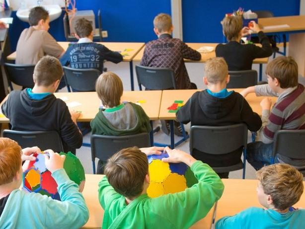 Aktuelle Studie: Zwei von drei Berliner Schülern gehen zur Ganztagsschule
