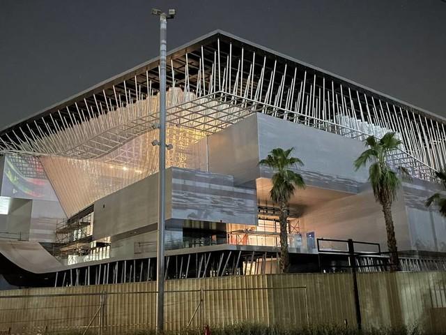 Zurück in der Expo-Zukunft: Weltausstellung öffnet in Dubai