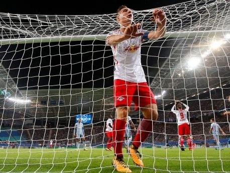 1:1 gegen Monaco: Leipzig in Europa nicht mit gewohntem Schwung