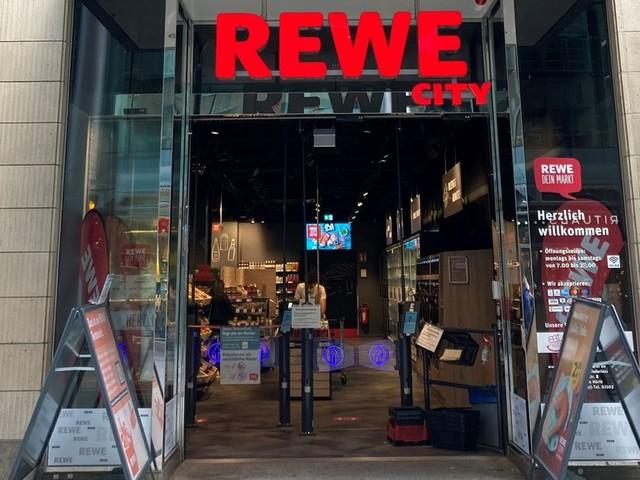 Kassenlos einkaufen: So funktioniert Rewes Supermarkt der Zukunft