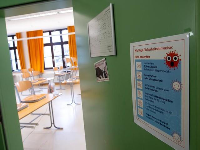 Rund 10.000 Schüler verweigern Corona-Tests