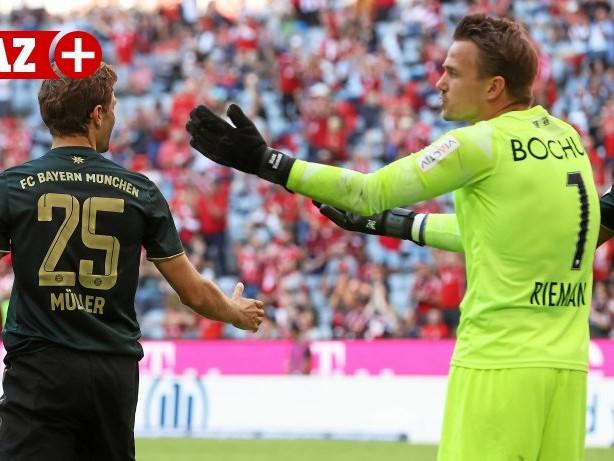 Fußball - Bundesliga: 0:7 bei den Bayern: VfL Bochum muss auch mit dem Spott leben