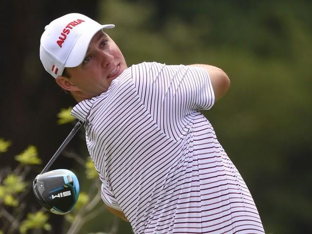 Golfer Straka in Tokio weiter im Spitzenfeld