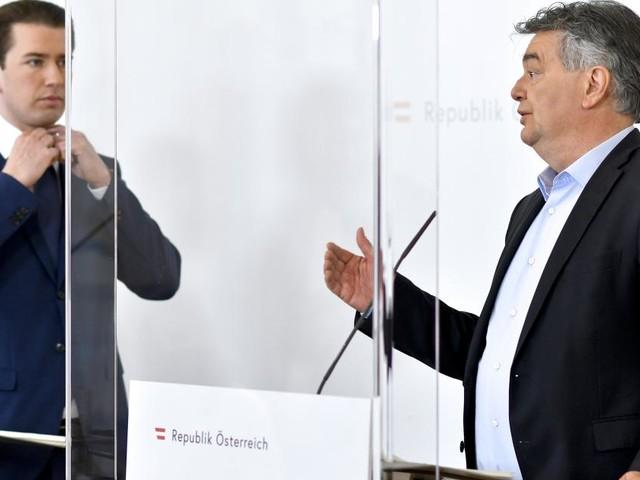"""""""Glatter Koalitionsbruch"""": Wo sich Türkis und Grün nicht grün sind"""