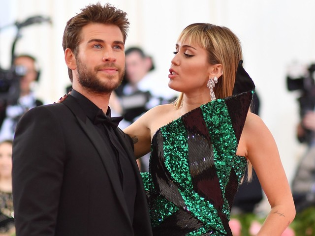Er hat noch gekämpft: Liam erfuhr online von Mileys Trennung