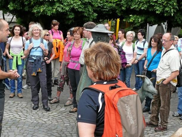 Freizeit: Netphen: Frank Rother bietet eine Wandertour für Singles an