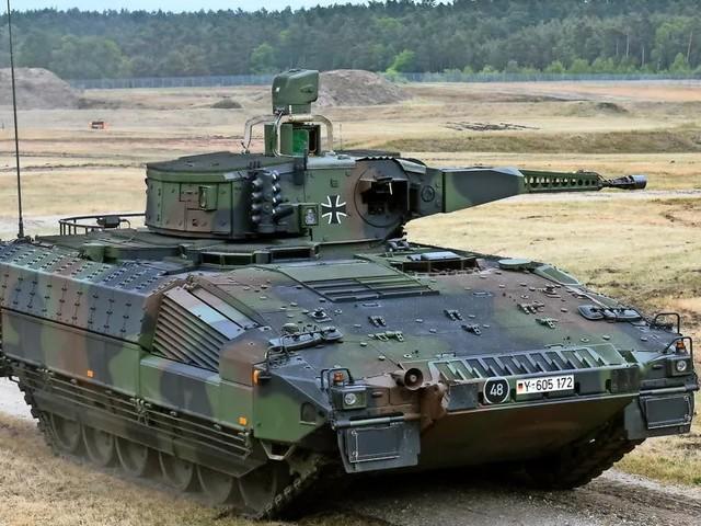 Der Puma-Panzer: Wie aus einem Vorzeigeprojekt ein Problemfall wurde