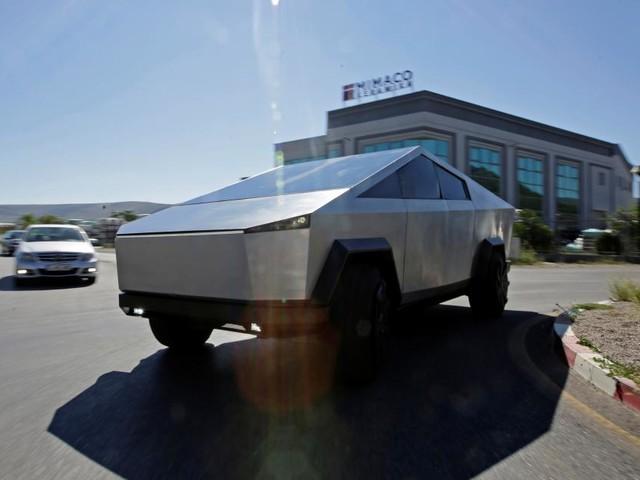 Cybertruck-Computer wird von Samsung gebaut