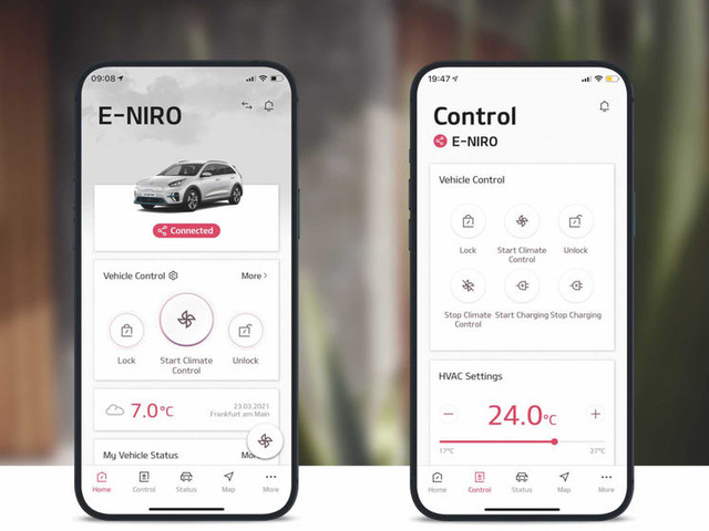 Kia: UVO-App mit mehr Funktionen