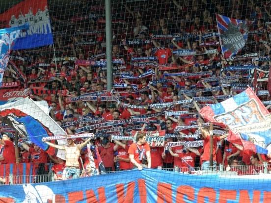 Heidenheim gegen Dresden im TV: 1. FC Heidenheim im Siegesrausch - Dynamo kann nicht überzeugen