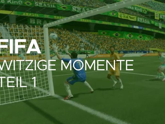 FIFA 21: So verrückt kann Fußball sein!