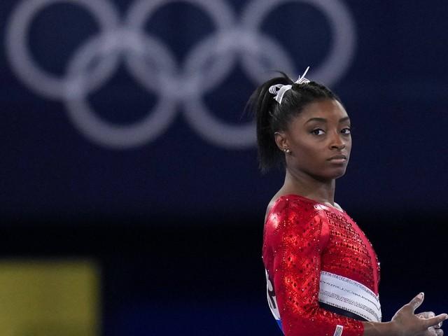 """Blackout bei Olympia: Simone Biles und der """"Kampf mit bösen Geistern"""""""