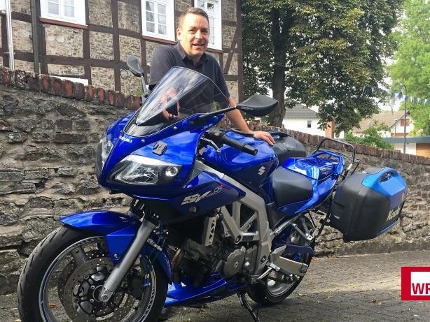 """GEPLANTE FAHRVERBOTE: Demo: Balver Biker """"Keule"""" lässt sich nicht ausbremsen"""