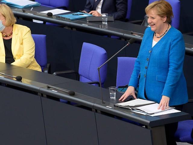 Regierungsbefragung: Die letzte Runde mit der Kanzlerin