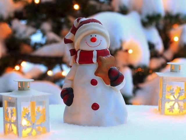 Warum weiße Weihnachten wirklich nur ein Traum sind