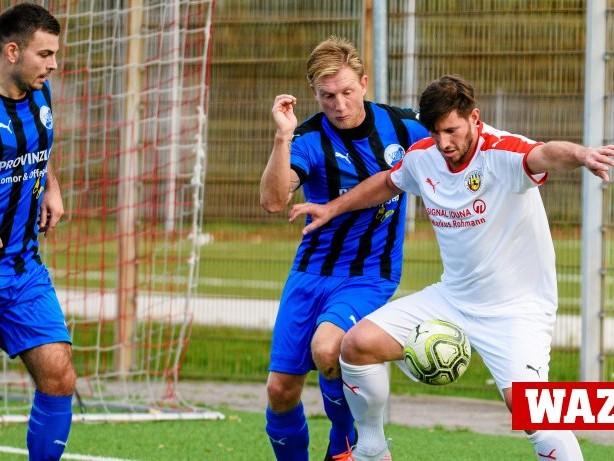 Fußball Bezirksliga: Sportfreunde Wanne empfangen Weitmar 45 mit Rückenwind