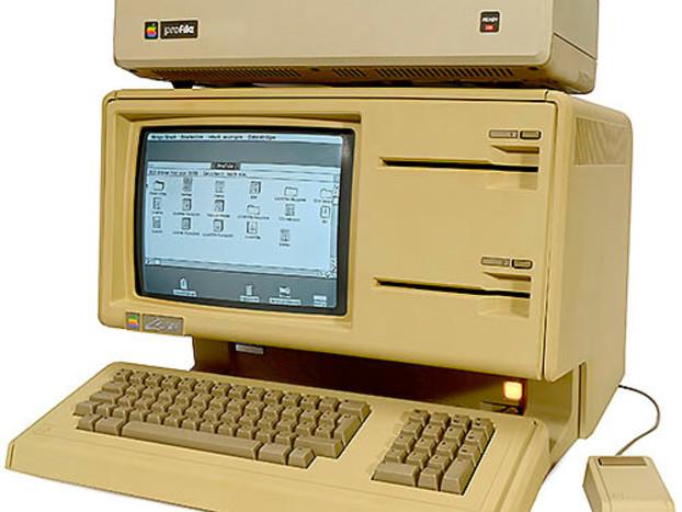 Apple Lisa wird für 43.000 Euro versteigert
