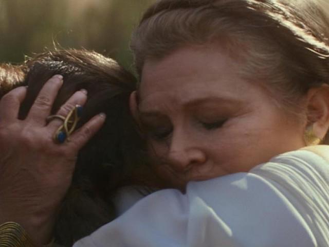 """J.J. Abrams gibt Einblick - So berührend wird Carrie Fishers finaler """"Star Wars""""-Auftritt"""