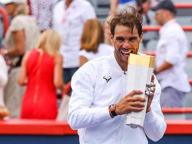 Nadal siegt in Montreal und baut Masters-Rekord weiter aus