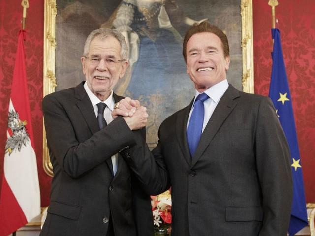 """Umweltinitiative: Van der Bellen bei """"Arnold's Stammtisch"""""""
