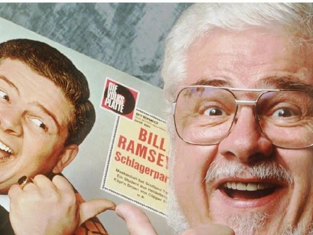 """Bill Ramsey gestorben: Zwischen """"Zuckerpuppe"""" und """"Pigalle"""""""