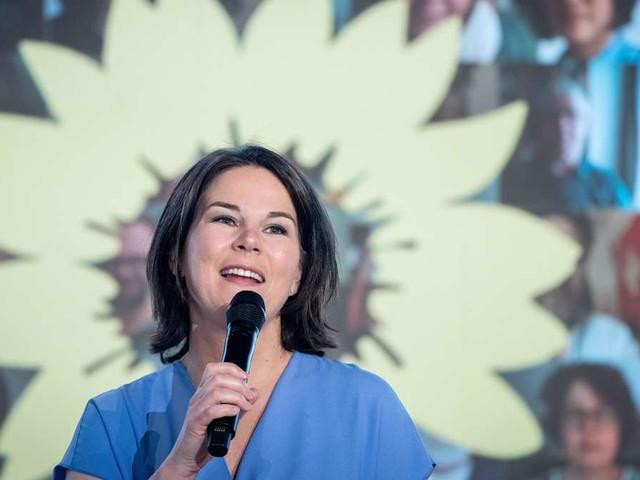 Annalena Baerbock: Grünen dringen auf sozialen Ausgleich