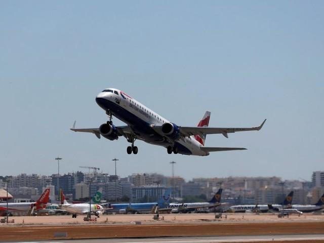 Luftfahrt in Europa auf zaghaften Erholungskurs