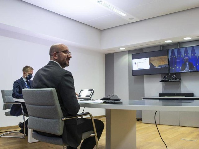 Kontakt mit Infiziertem: EU-Gipfel kurzfristig verschoben - Ratschef in Quarantäne