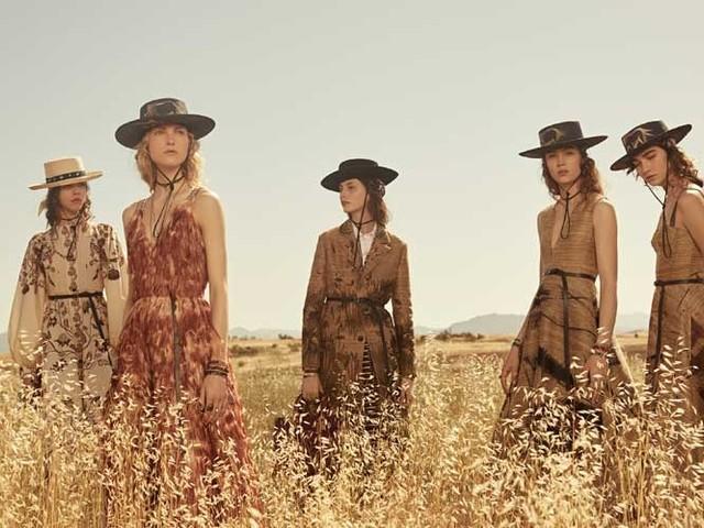 Die Magie Diors. Wie Maria Grazia Chiuri mit Dior Cruise zur modernen Schamanin wird