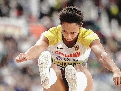 Weltmeisterin Mihambo: Staffel-Start bei Olympia möglich