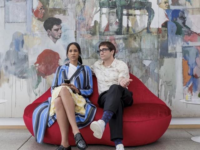 """Wenn Gemälde töten: """"Die Kunst des toten Mannes"""" auf Netflix"""