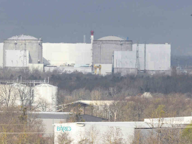 Alter Meiler an deutscher Grenze: Atomkraftwerk Fessenheim soll im Sommer 2020 geschlossen werden