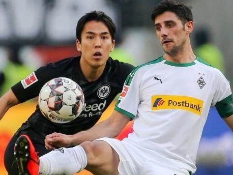 Gerade noch ein Remis für Frankfurt gegen Mönchengladbach