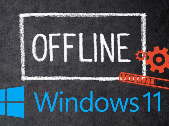 Windows 11: So installieren Sie es ohne Microsoft-Konto