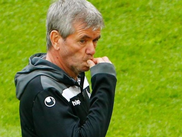 Funkel kritisiert Führung des 1. FC Köln
