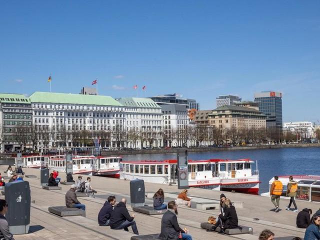 Wasserlauf, schwimmende Beachclubs – So soll Hamburgs Innenstadt wieder lebendig werden