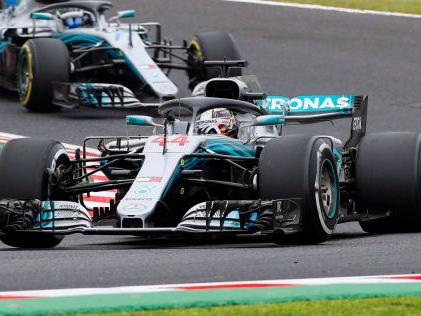 Formel 1: Mercedes mit mehr PS Bei Mercedes läuft es wie geschmiert