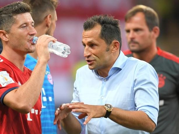 Fußball-Ticker: Bayern: Was wird aus Salihamidzic, wenn Kahn kommt?