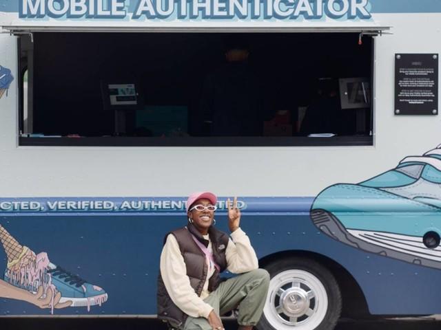 Sneakerheads aufgepasst, bald kommt der Mobile Authenticator von Ebay