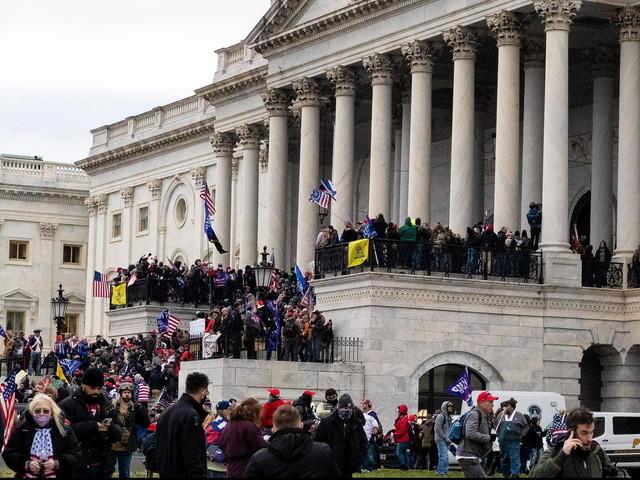 38-Jähriger nach Erstürmung des Kapitols verurteilt