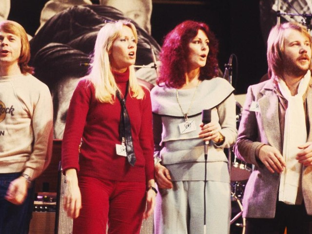 Mysteriöse Ankündigung: Feiert die Kultband ABBA ein Comeback?
