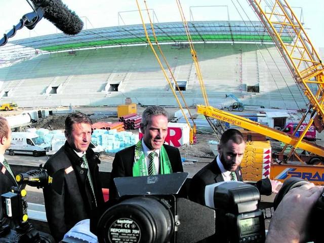 Neuer Sportdirektor: Rapid bastelt an der Barisic-Rückkehr