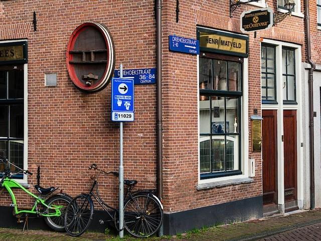 Niederlande: Wenn der Drink nicht bar bezahlt werden kann