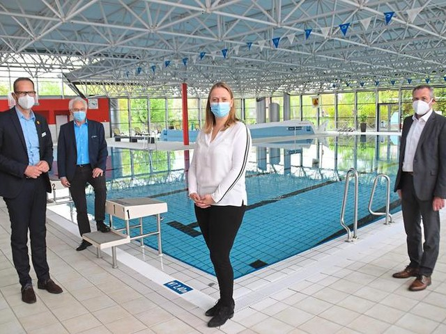 Münsterland: Endlich: Pack die Badehose ein