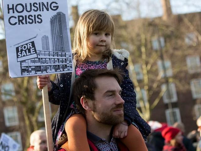 Immobilien: Londons Wohnungsmarkt ist ein Albtraum für Mieter