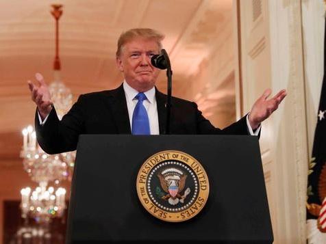 Trump lädt ein