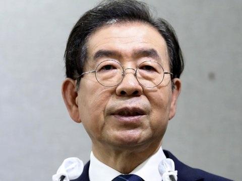 Termine für den Tag abgesagt - Bericht: Bürgermeister von Seoul wird tot aufgefunden